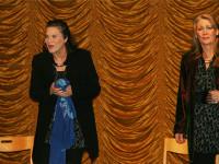 """En av våra Soppteatrar under 2013 var """"Jag är grön bänk i Paris"""", som bygger på Kerstin Thorwalls texter framförda av My Holmsten och Ann-Sofie Kylin."""
