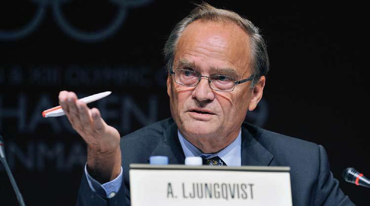 Arne Ljungqvist - Fyra decennier som dopningsjägare