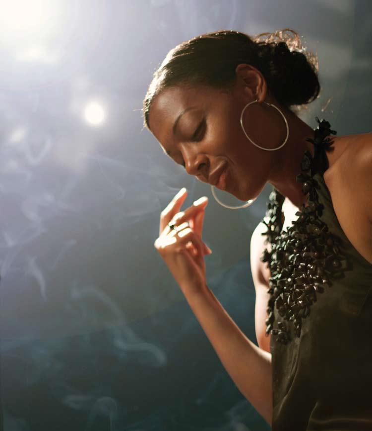 "Anna Sise ""Fine and mellow"" - En hyllning till Billie Holiday"