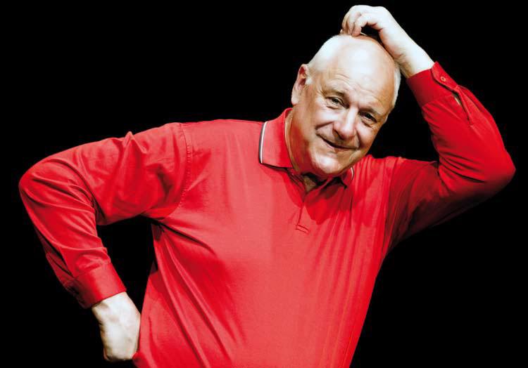 Tomas Bolme: Mina år på scen, i studio och med fack