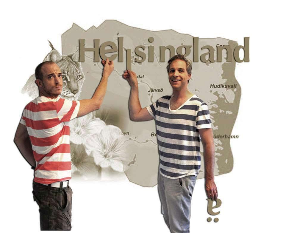 Soppteater: Hellsingland - en vuxen-version på Lennart Hellsings underbara texter