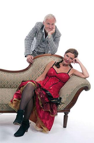 Anna-Lena hos Dr Jan