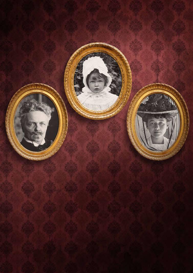 Kärlekssagan - Strindbergs brev till Harriet Bosse