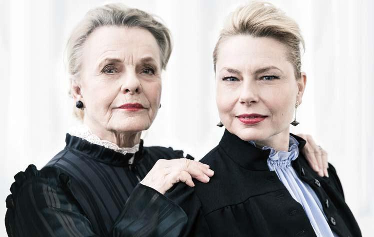 Möte med en profil - Helena Bergström